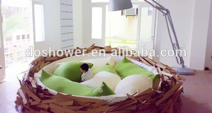 Kids Round Bed Beds Fall Home Decor