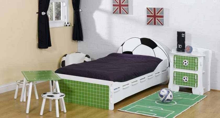 Kidsaw Football Bed Bedrooms