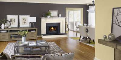 Kiki Interiors Decor Staging New Paint Colours Benjamin