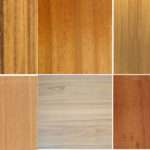 Kind Wood Floor Matches Doors Wardrobe