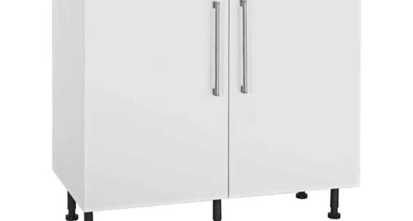 Kitchen Base Unit Adds Stylish Touch Any Constructed