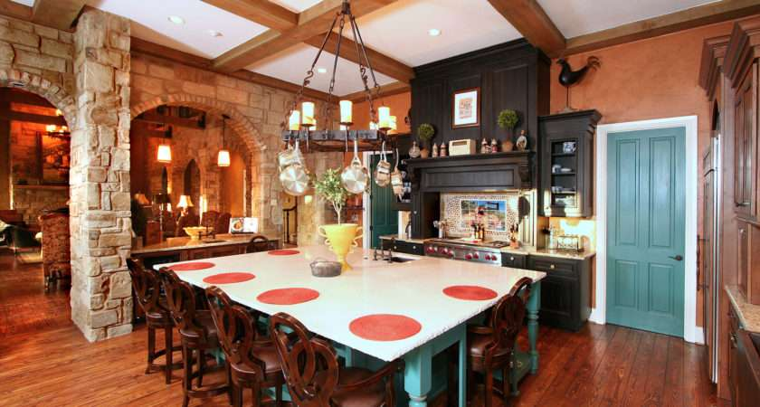 Kitchen Beautiful Country Kitchens Budget French