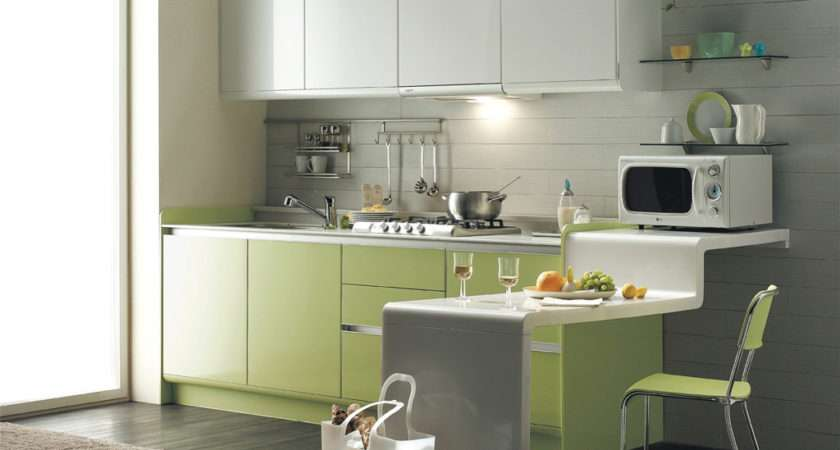 Kitchen Cabinets Small Spaces Modern