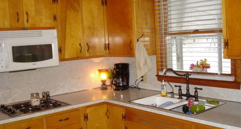 Kitchen Cabinets Without Painting Home