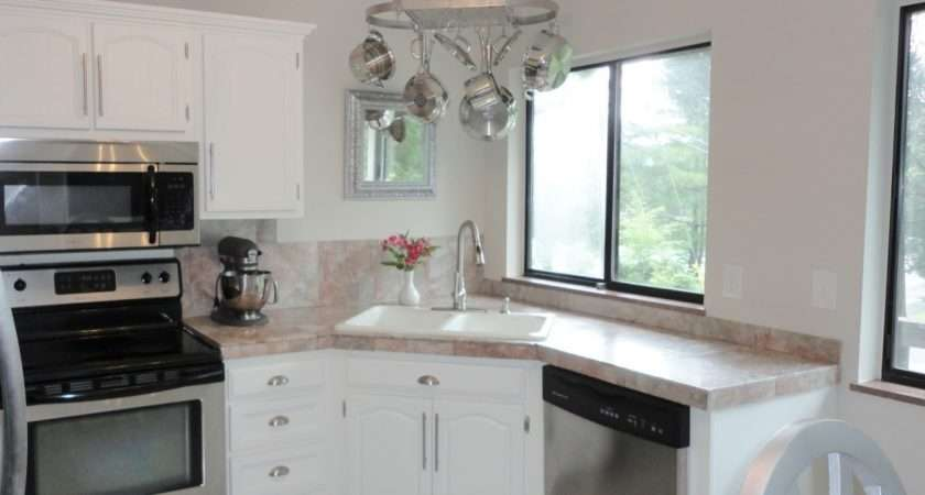 Kitchen Compact Designs Very Small Spaces