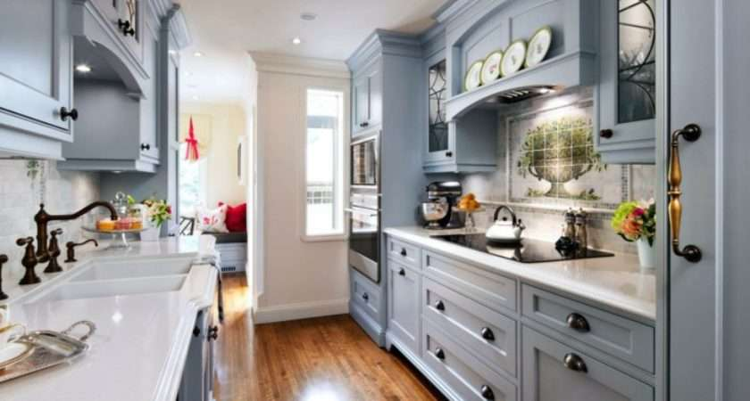 Kitchen Country House Style Discover Coziness