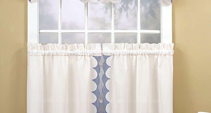 Kitchen Curtain Designs Tie Ideal