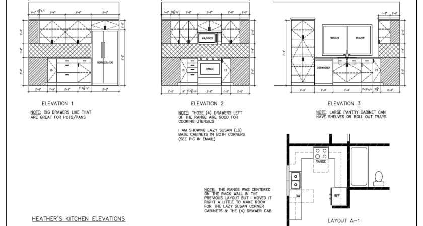 Kitchen Design Layout Designing