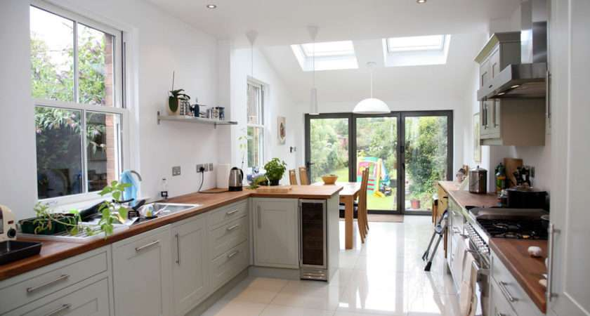 Kitchen Extension Finished