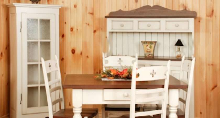 Kitchen Furniture Country Style Cabinets