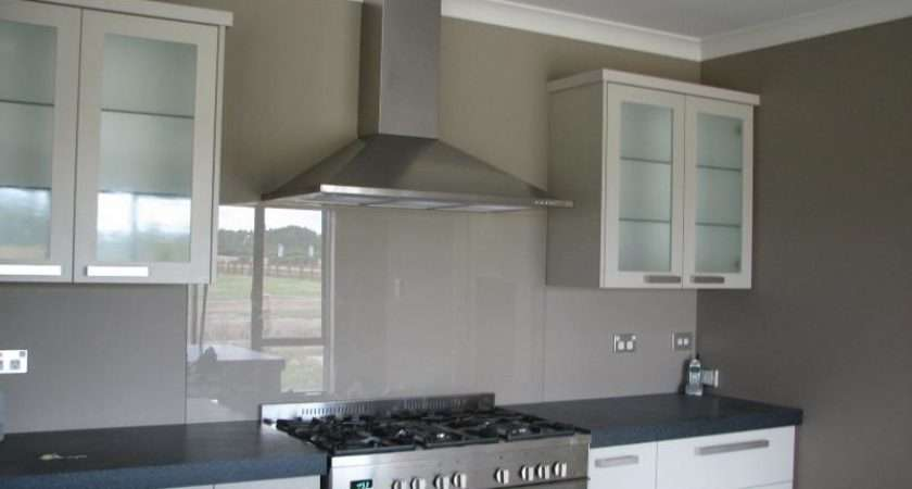 Kitchen Glass Splashbacks Colours