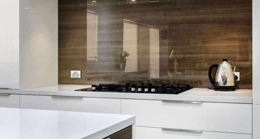 Kitchen Glass Splashbacks Kitchens Coloured
