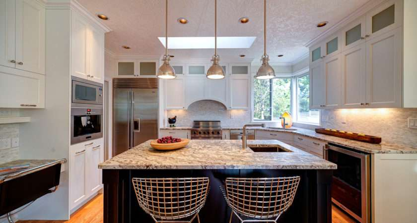 Kitchen Island Lighting Advanced Appearance Traba Homes