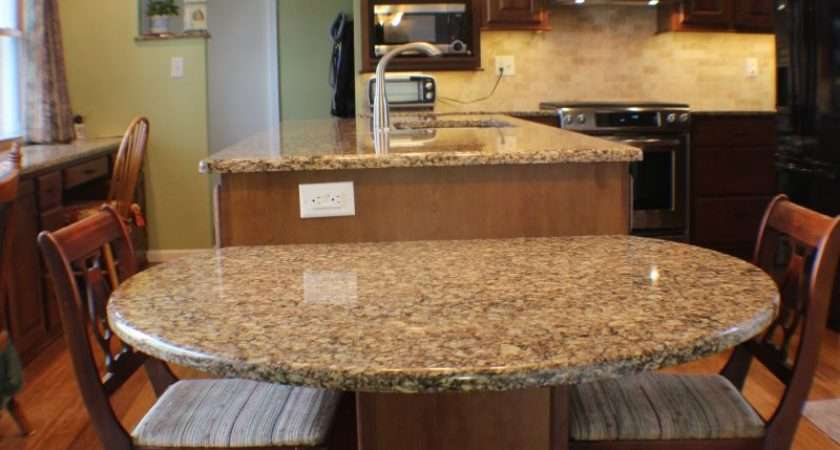 Kitchen Island Table Extension Home