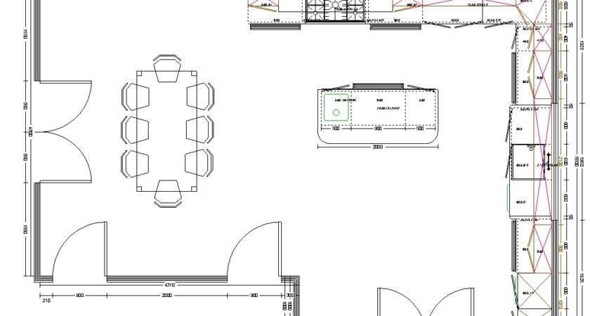 Kitchen Layout Planner Dream House Experience