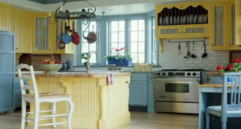 Kitchen Paint Colors Small Kitchens Cute