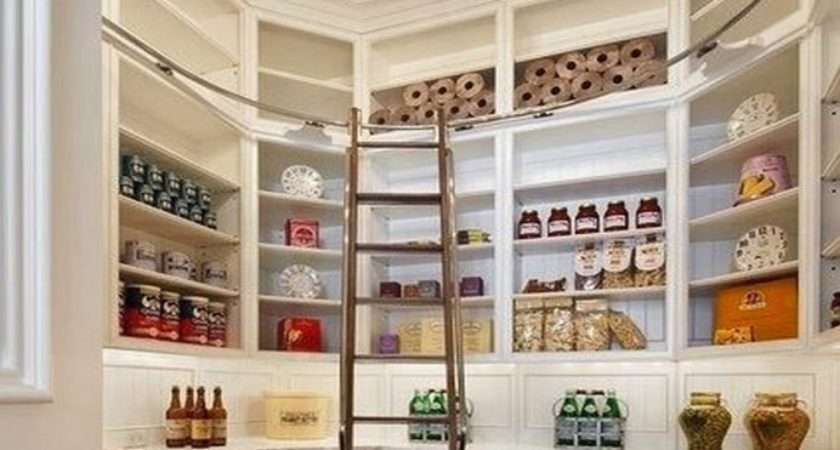 Kitchen Pantry Cabinets Super Modern