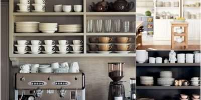 Kitchen Shelving Ideas Shelf Home Interior Design