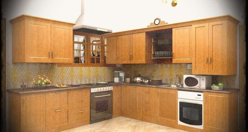 Kitchen Simple Small Cabinet Designs Design