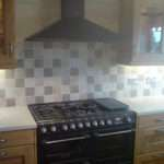 Kitchen Splashback Ceramic Tiles