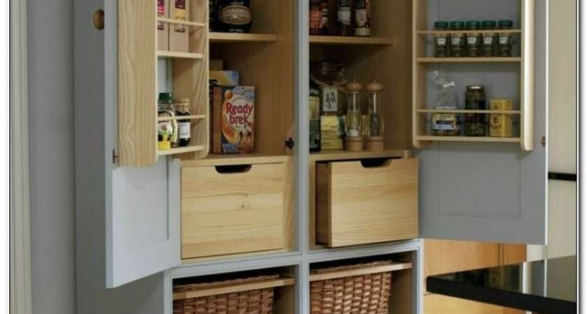 Kitchen Storage Cabinets Standing Cabinet Home