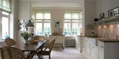 Kitchen Strong White Wimborne All