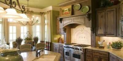 Kitchen Stylish French Country Decorating Ideas