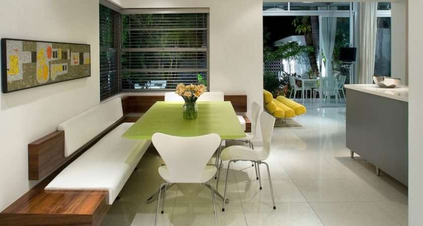 Kitchen Table Bench Seating Can Totally