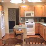 Kitchen Wall Colors Grasscloth
