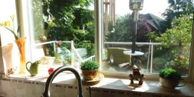 Kitchen Window Sill Decorating Ideas Cdxnd Home Design