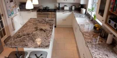 Kitchen Worktop Types Quartz Fit
