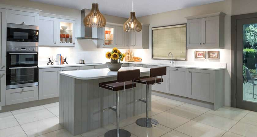 Kitchens Nolan Contemporary Fitted
