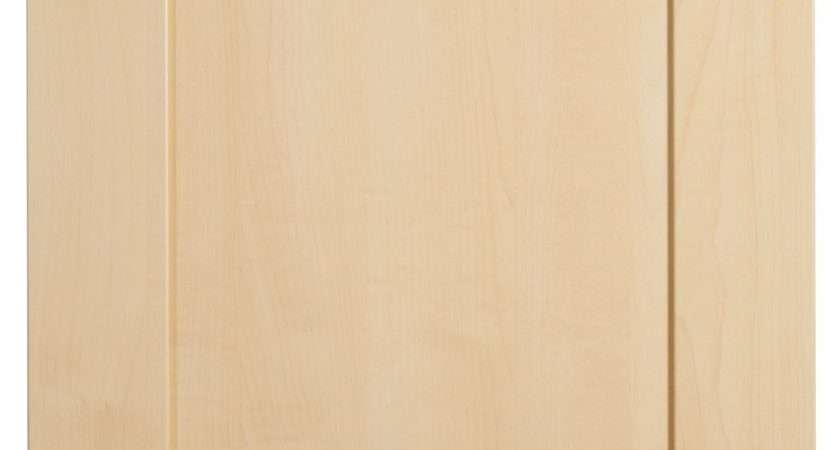 Kitchens Westleigh Contemporary Maple Effect Shaker