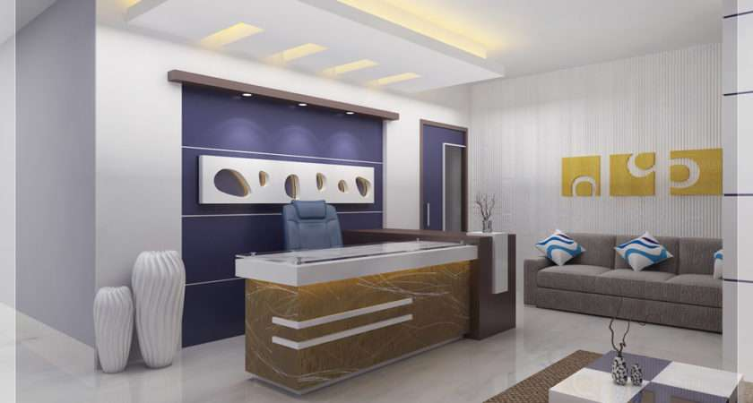 Know More These Office Interiors Contact
