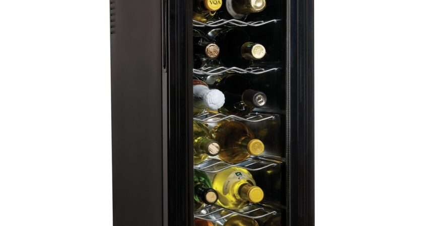 Koolatron Bottle Slim Wine Cooler Atg Stores