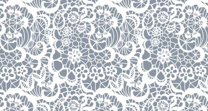 Lace Blossom Wall Stencil Reusable Pattern
