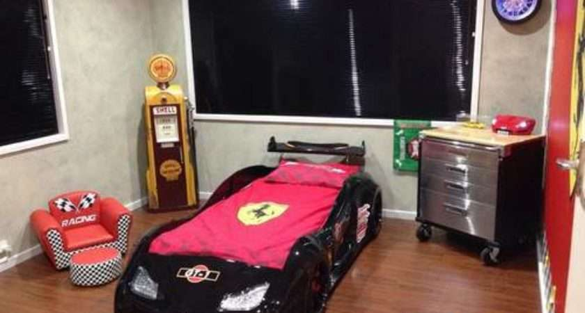 Lachlans Car Bedroom Inspiration Kids Decor