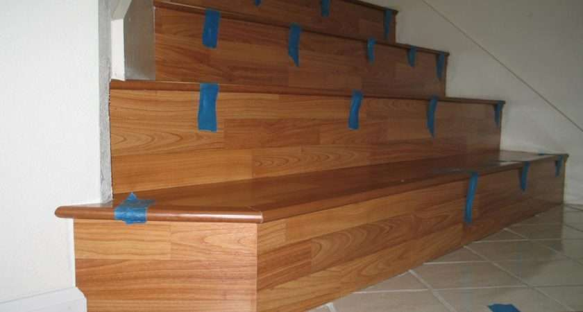 Laminate Floor Stairs Options