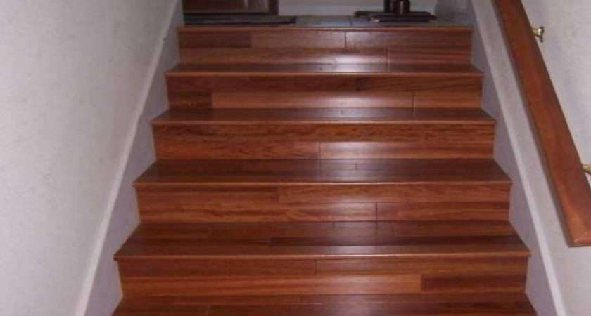 Laminate Flooring Stairs Options Nose Treads Caps