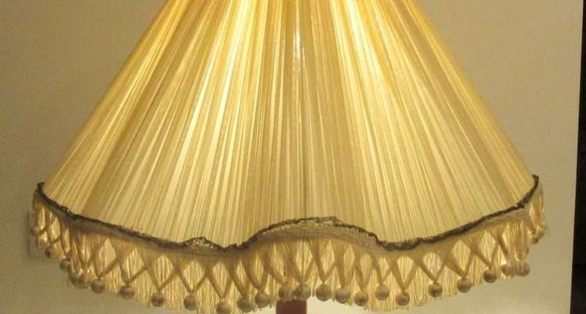 Lamp Shades Tips Table Decoration Pleated Shade