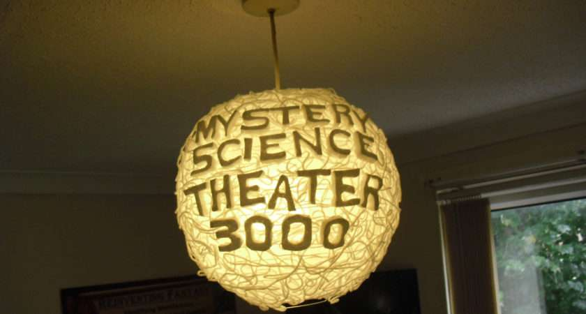 Lampshade Craft Project Mst Planet Logo Boredom Void