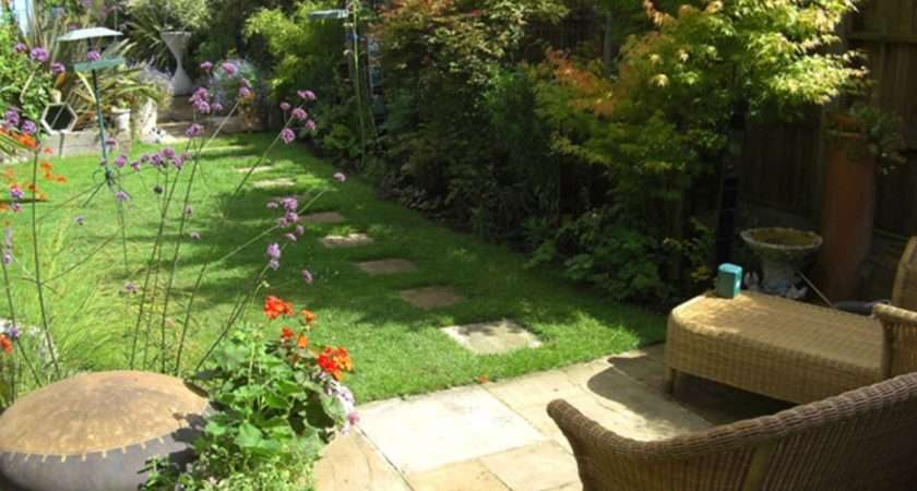 Landscape Small Garden Design Landscaping Ideas