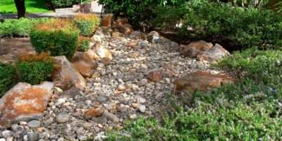 Landscaping Ideas Rock Gardens Ujang