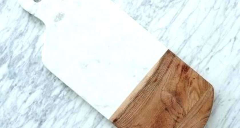 Large Marble Pastry Board Cutting Amazon Eco Homes