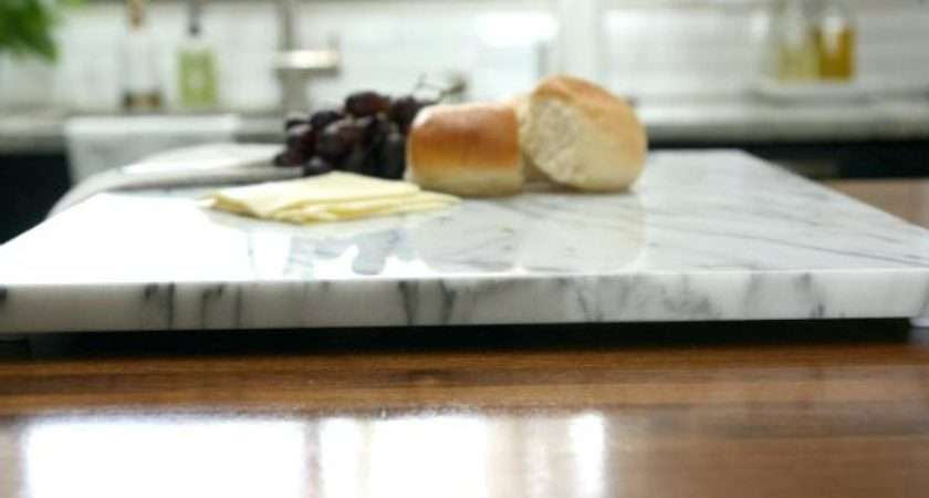 Large Marble Pastry Board Shop French Kitchen Slab