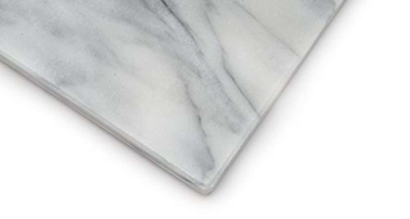 Large Marble Stone Pastry Board Cutting Natural Non