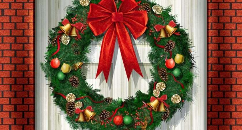 Latest Christmas Wreath Decorating Ideas