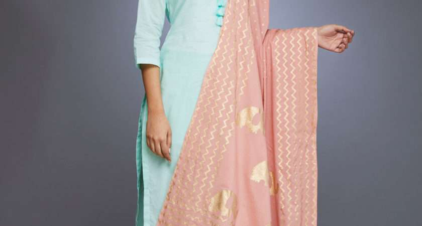 Latest Color Combinations Churidhars Salwar