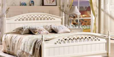 Latest Storage Bed Furniture Wooden Double