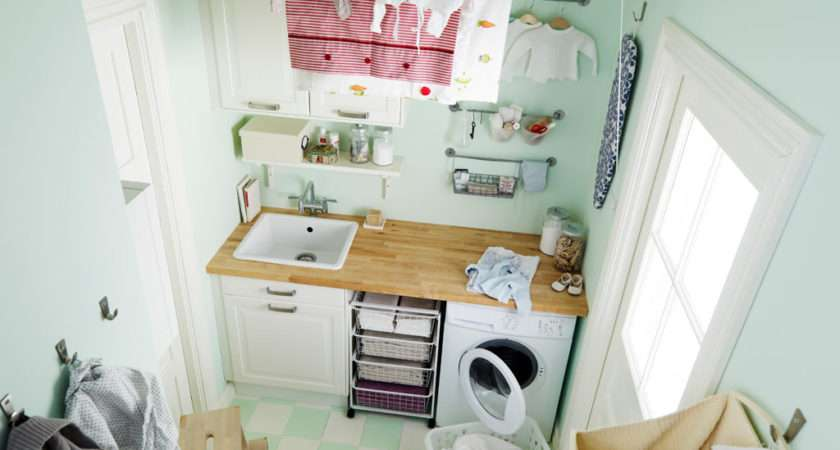 Laundry Room Wash Ikea House